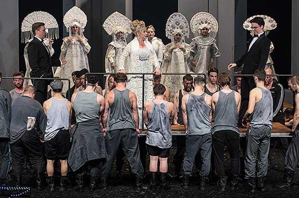 В «Геликон-опере» состоялась премьера постановки Кирилла Серебренникова «Чаадский»