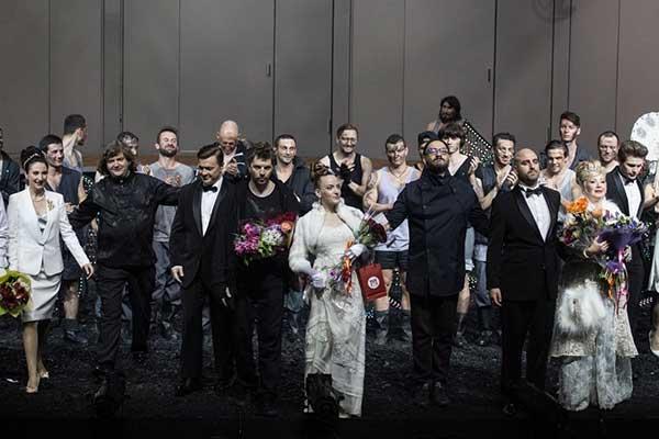 Кирилл Серебренников представил в Геликон-опере «Чаадского»