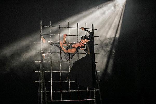 Гастроли Балета Бориса Эйфмана на Исторической сцене Большого театра — с 16 по 31 июля