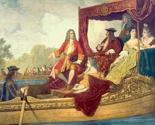 Ровно 300 лет назад на лондонской Темзе впервые прозвучала «Музыка на воде» Генделя