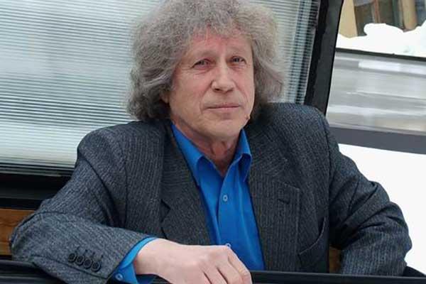 12 сентября композитор и музыковед Виктор Екимовский отмечает 70-летний юбилей