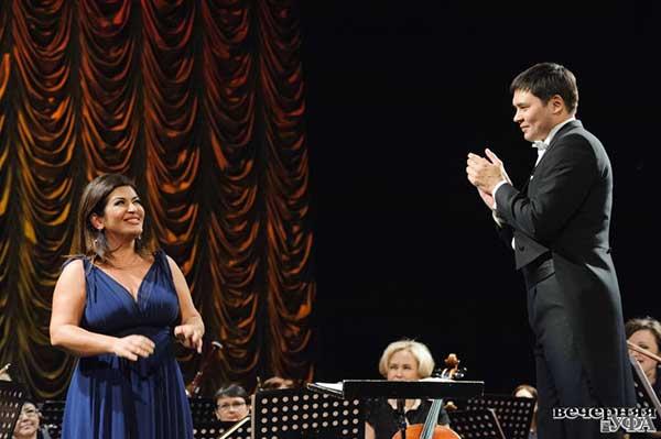 Раушан Якупов: «А юбилейный свой концерт оркестр готовит к октябрю»