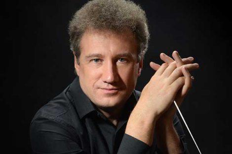 Андрей Аниханов возглавил Волгоградский академический симфонический оркестр