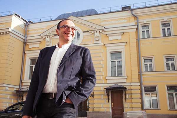 31 октября отмечает 50-летие Дмитрий Бертман