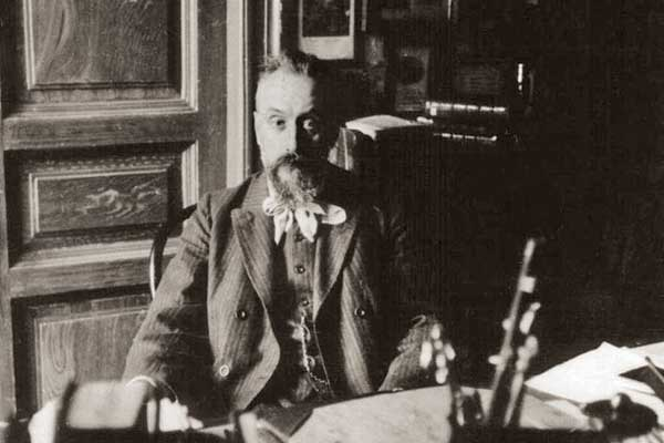 Финдейзен. Дневники 1917