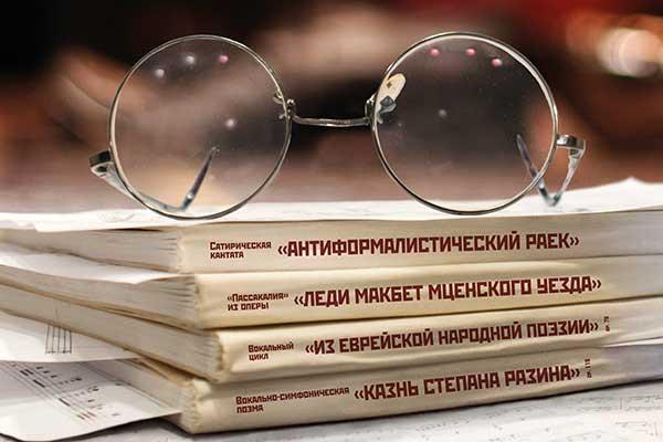 К столетию Великой Октябрьской революции 7 ноября в Геликон-опере состоится концерт «Шостакович вместо сумбура»