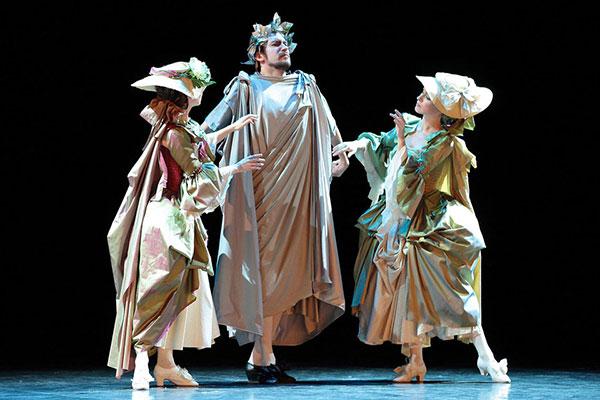 Первая русская опера «Цефал и Прокрис» — на Новой сцене Большого театра