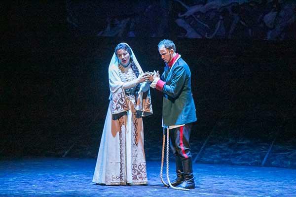 В Москве спустя 100 лет вновь представят оперу «Кавказский пленник»