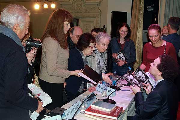 «С годами я все больше осознаю…» Евгений Кисин. Воспоминания и размышления