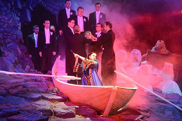 Опера Чайковского «Мазепа» — вновь в «Геликоне»!