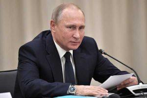 Владимир Путин встретился с членами попечительского совета Мариинского театра