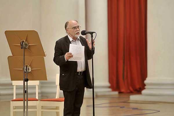 XXIX международный фестиваль новой музыки «Звуковые пути» открывается в Санкт-Петербурге