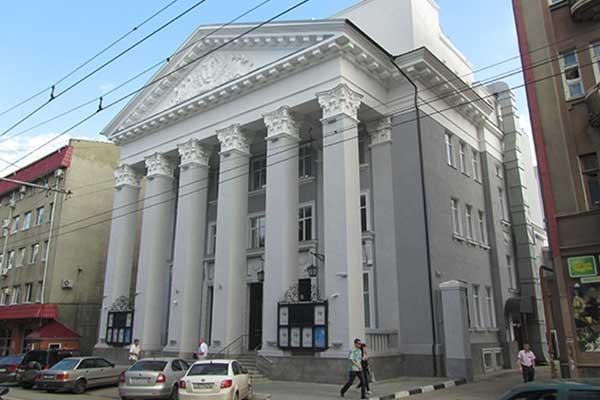 В 2017 году Саратовская областная филармония имени А. Шнитке отмечает 80-летие со дня основания