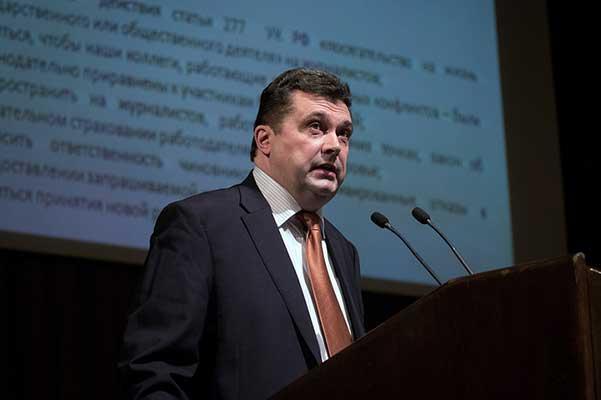 Владимир Соловьев: «Ответственность чиновников за отказы в предоставлении информации СМИ надо повысить»