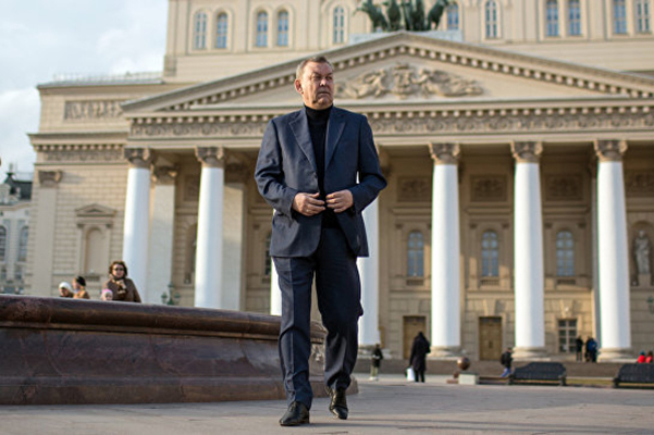 Владимир Урин: «Минкультуры никогда не оказывало давления на Большой театр»