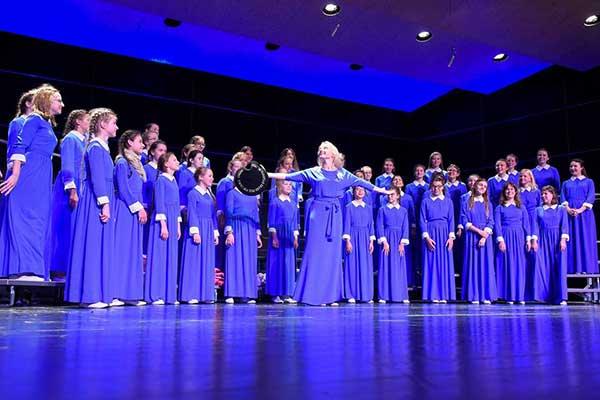 Детский хор «Весна» во второй раз выиграл хоровой Гран-при Европы