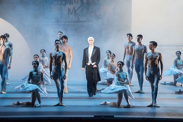 В Большом театре показали балет «Нуреев»