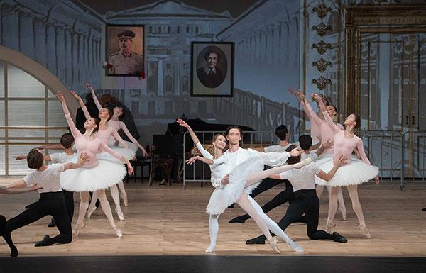 Премьера балета «Нуреев» в Большом театре