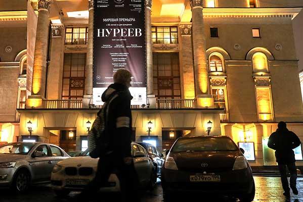 """Балет """"Нуреев"""" после летних показов останется в репертуаре Большого театра"""