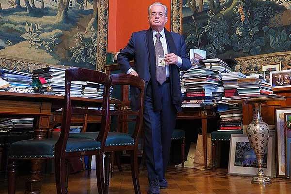 Михаил Пиотровский: «Особенность нашего общества — дикая злость»