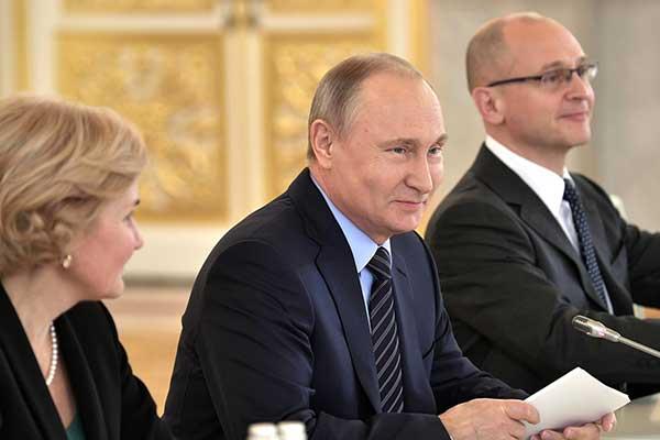Путин предложил принять новый закон о культуре