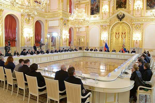 Денис Мацуев на Совете по культуре и искусству предложил возродить конкурс Рахманинова