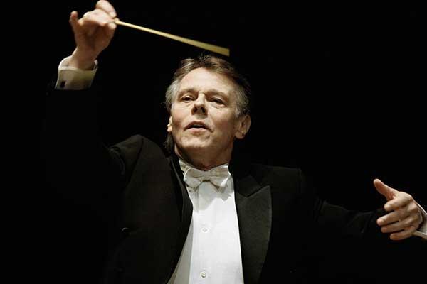 Марис Янсонс: «Ничего лучше нет, чем дирижировать оперой»