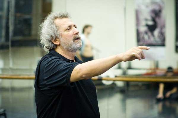 Театр балета Бориса Эйфмана отметит 40-летие спектаклем-концертом «Вчера, сегодня, завтра»