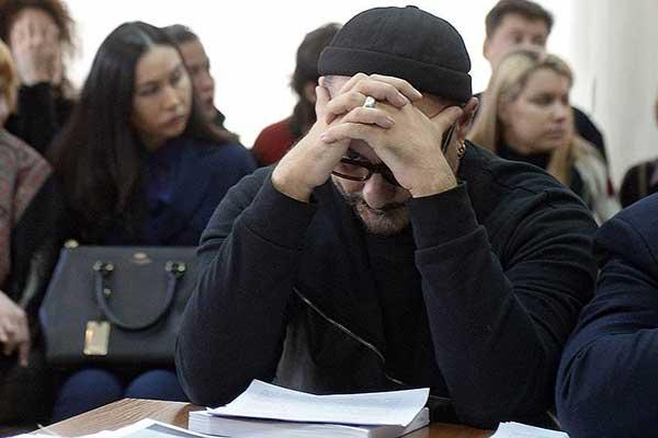 Кирилл Серебренников: «Не выпускайте меня из-под этого чертового ареста»