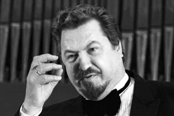 Умер оперный певец Виргилиус Норейка