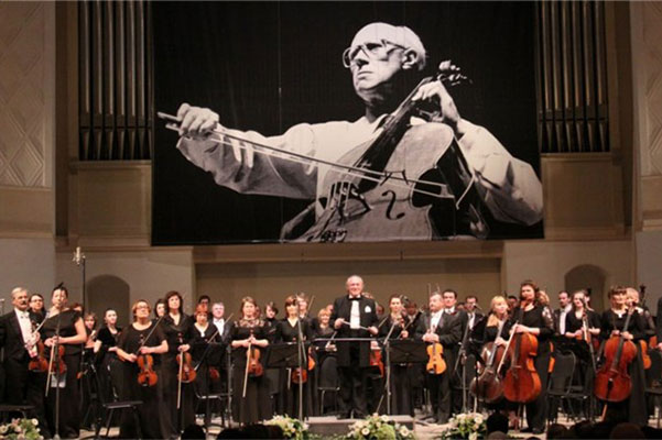 Юбилейный фестиваль Мстислава Ростроповича откроется в день его рождения 27 марта
