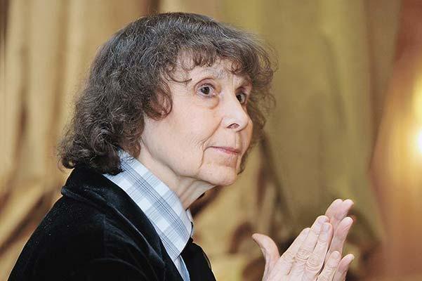 София Губайдулина: «Музыка — главный источник духовной жизни»