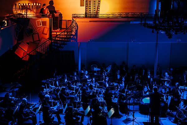 Мистическая симфония: моноспектакль «Портрет»  по мотивам повести Гоголя поставили во Владимире