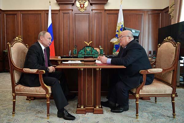 Владимир Путин поддержал идею объявить 2019-й Годом театра