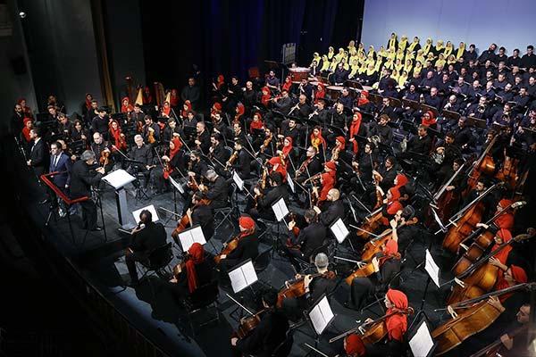 Впервые в Россию приезжает Тегеранский симфонический оркестр