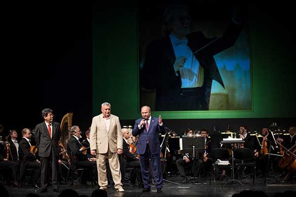 Благотворительный концерт в Московском театре «Новая Опера»