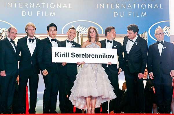 Путин назвал невозможной поездку Серебренникова на Каннский фестиваль
