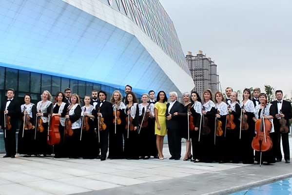 Красноярскому камерному оркестру исполняется 25 лет