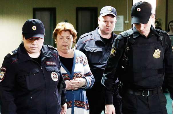 Суд продлил домашний арест Нине Масляевой