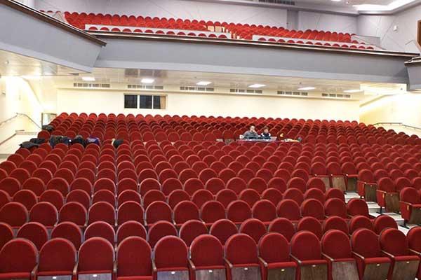 Театры и концертные залы Подмосковья разрешено заполнять на 75%