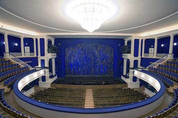 Главная сцена Театра Станиславского и Немировича-Данченко в Москве будет модернизирована