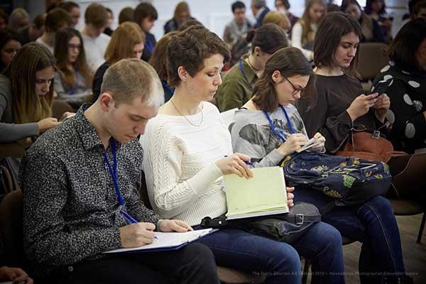 Академия Арт-журналистики V Транссибирского Арт-Фестиваля: мнения студентов