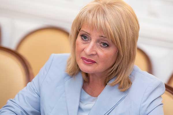 Алла Манилова назначена статс-секретарем — заместителем Министра культуры Российской Федерации