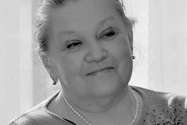 Ушла из жизни Татьяна Немкина