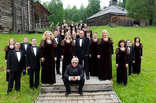 Фестиваль хоровой музыки в Пермском крае