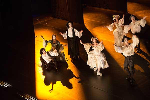 В Большом театре состоялась московская премьера оперы «Цефал и Прокрис»