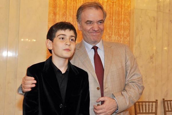 Абисал В. и В. Абисалович покоряют Миккели