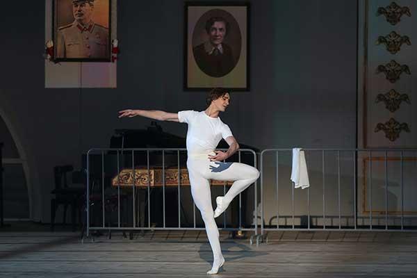 Премьера балета «Нуреев» в Большом театре России