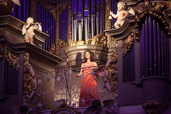 Закрытие международного фестиваля «Орган+» в Калининграде: Органный хит-парад