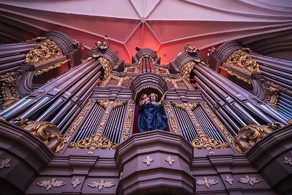Международный музыкальный фестиваль «Орган+» к юбилею Большого органа Кафедрального собора в Калининграде
